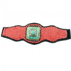 Cinturón Tibetano elástico L.