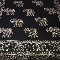 Colcha de India 145 cm x...