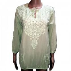 Kurta/blusa de algodón...