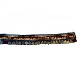 Cinturón antiguo Afgano